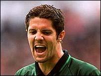 QPR goalkeeper Chris Day