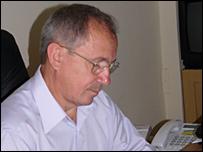 Виктор Охрименко