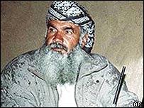 Herat Governor Ismail Khan