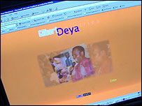 Archbishop Deya's website