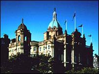 Bank of Scotland headquarters