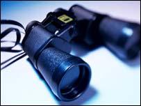 Binoculars, Eyewire