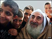 Sheikh Yassin was the spiritual leader of Hamas
