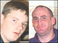 Danny Wall and Kevin Mulgrew - _39950337_bedsitmurders_203