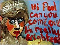 Hi Paul I'm Scared...2003