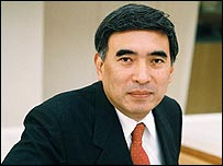 Sony Ericsson President Katsumi Ihara