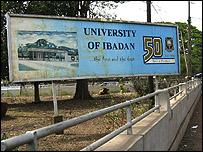 Nigeria's University of Ibadan