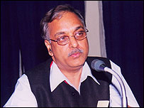 Professor Binod Khadria