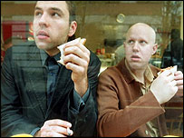 David Walliams and Matt Lucas