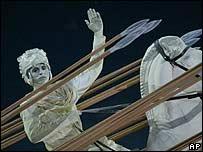 Ceremonia Inaugural Atenas 2004