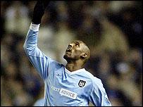 Manchester City's Nicolas Anelka