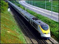 A CTRL train