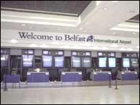Belfast Internaional Airport