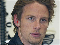 BAR's Jenson Button