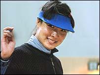 Ду Ли - первая чемпионка Афин