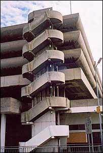 Tricorn centre
