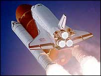 Space shuttle, Nasa