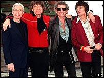 The Rolling Stones in Moscow