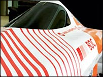 The Gh2ost eco-car