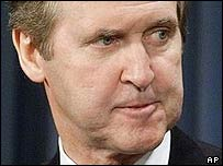 Former US Defense Secretary William Cohen