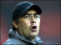Former Dundee United manager Ian McCall
