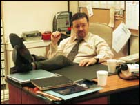 The Office's David Brent
