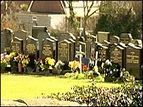 Llanbeblig Graveyard