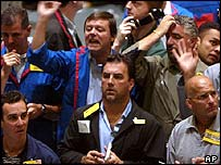 Oil traders, New York