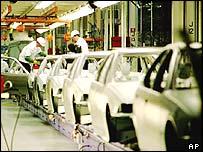 US car plant