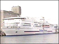 Pont Aven ferry