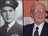 Jimmy James, RAF veteran