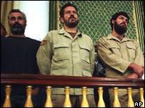 From left, Edward Caraballo, Jonathan K Idema and Brent Bennett