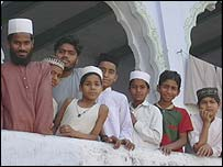 The madrassa in Juanpur, Uttar Pradesh