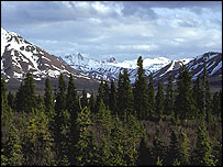 Alaskan scenery, USFWS