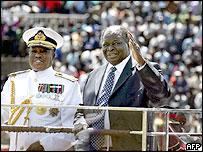 President Kibaki