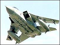 RAF Tornado F3 Fighter