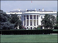 La Casa Blanca en Washington