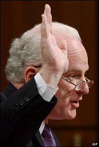 El ex asesor de la Casa Blanca en terrorismo,  Richard Clarke