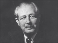 Harold Macmillan launched premium bonds in 1956