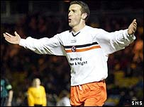 Jim McIntyre headed a late winner for United