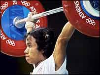 Нан Ай Хин из Бирмы уже изгнали с Олимпиады