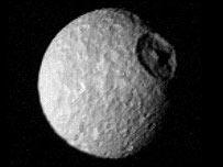 Mimas, Nasa