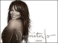 Janet Jackson album cover