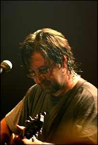 Yuri Shevchuk performing