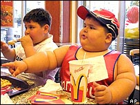 McKids in a McDonald's in Moscow