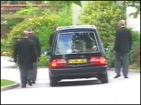 Corder hearse