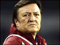 Croatia coach Otto Baric