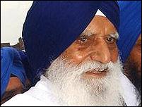 Gurcharan Singh Tohra
