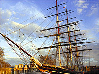 The Cutty Sark, Cutty Sark Trust 