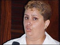 Doctora Anet Álvarez